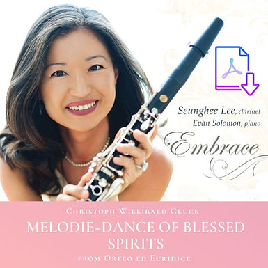 Gluck: Melodie -Dance of Dance of Blessed Spirits