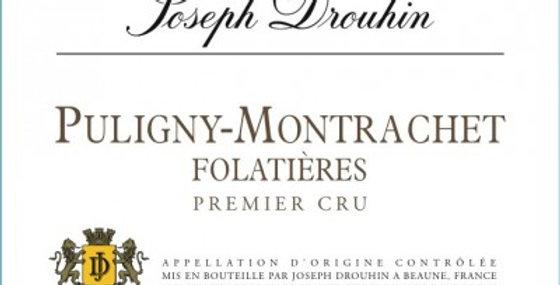 2016 Joseph Drouhin Puligny Montrachet Folatieres