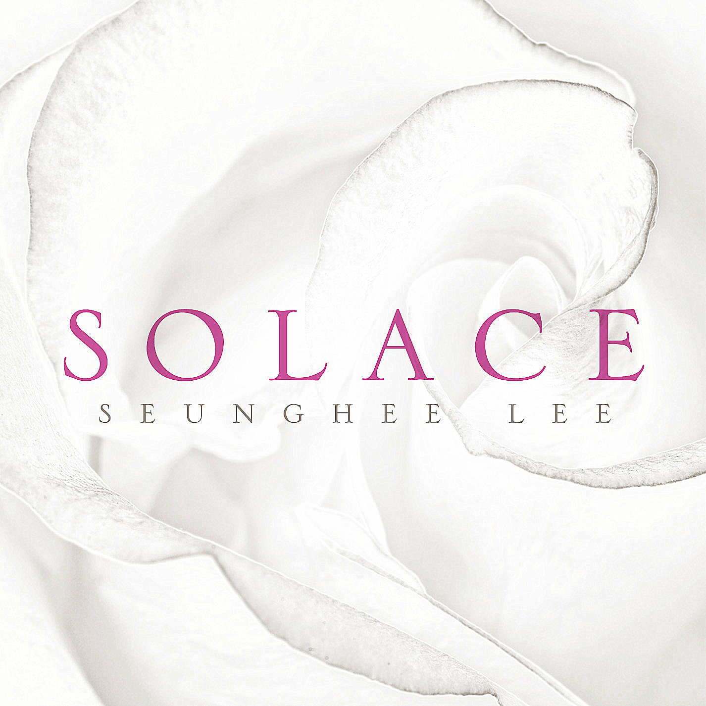 SOLACE album cover