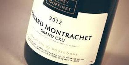 2012 Morey Coffinet Batard-Montrachet Grand Cru