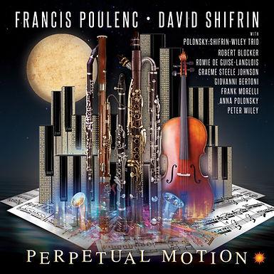 NEW! David Shifrin, Perpetual Motion (CD)
