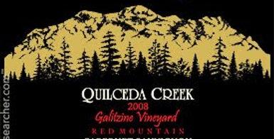 2007 Quilceda Creek Galitzine Vineyard Cabernet Sauvignon