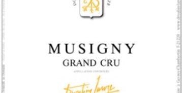2013 Drouhin-Laroze Musigny Grand Cru