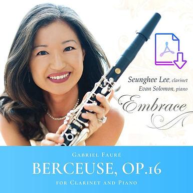 Fauré: Berceuse, Op. 16 ( Arr. Lee)