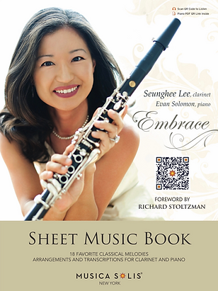 EMBRACE BOOK Front Cover Seunghee Lee Mu