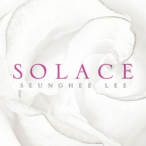 Seunghee Lee Solace CD Cover