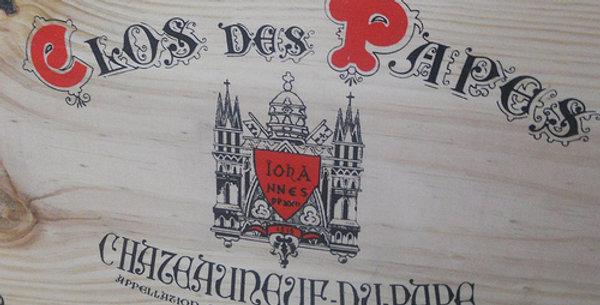 2004 Clos des Papes Chateauneuf-du-Pape 1.5L Magnum