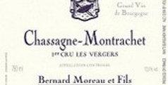 2011 Bernard Moreau Chassagne Montrachet 1er Cru Les Verges