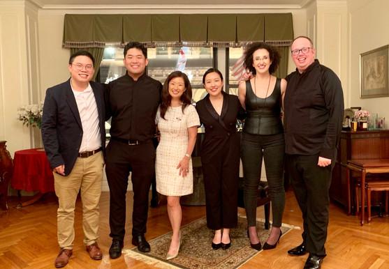 Diffusion~Verona Quartet Showcase 2019