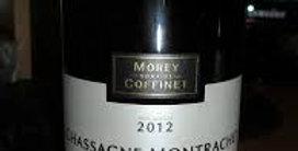 2012 Morey Coffinet Chassagne Montrachet La Romanee 1er