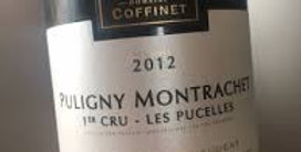 2012 Morey Coffinet Puligny Montrachet Les Pucelles 1er