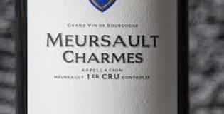 2013 Domaine Ballot-Millot et Fils • Meursault 1er Cru Charmes