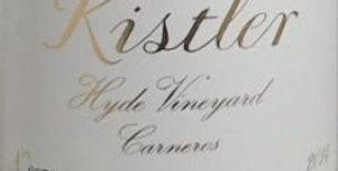 2010 Kistler Hyde Vineyard Chardonnay Carneros