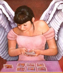 Julie Aldridge, Spiritual Medium, Psychic, Clairvoyant, Tarot
