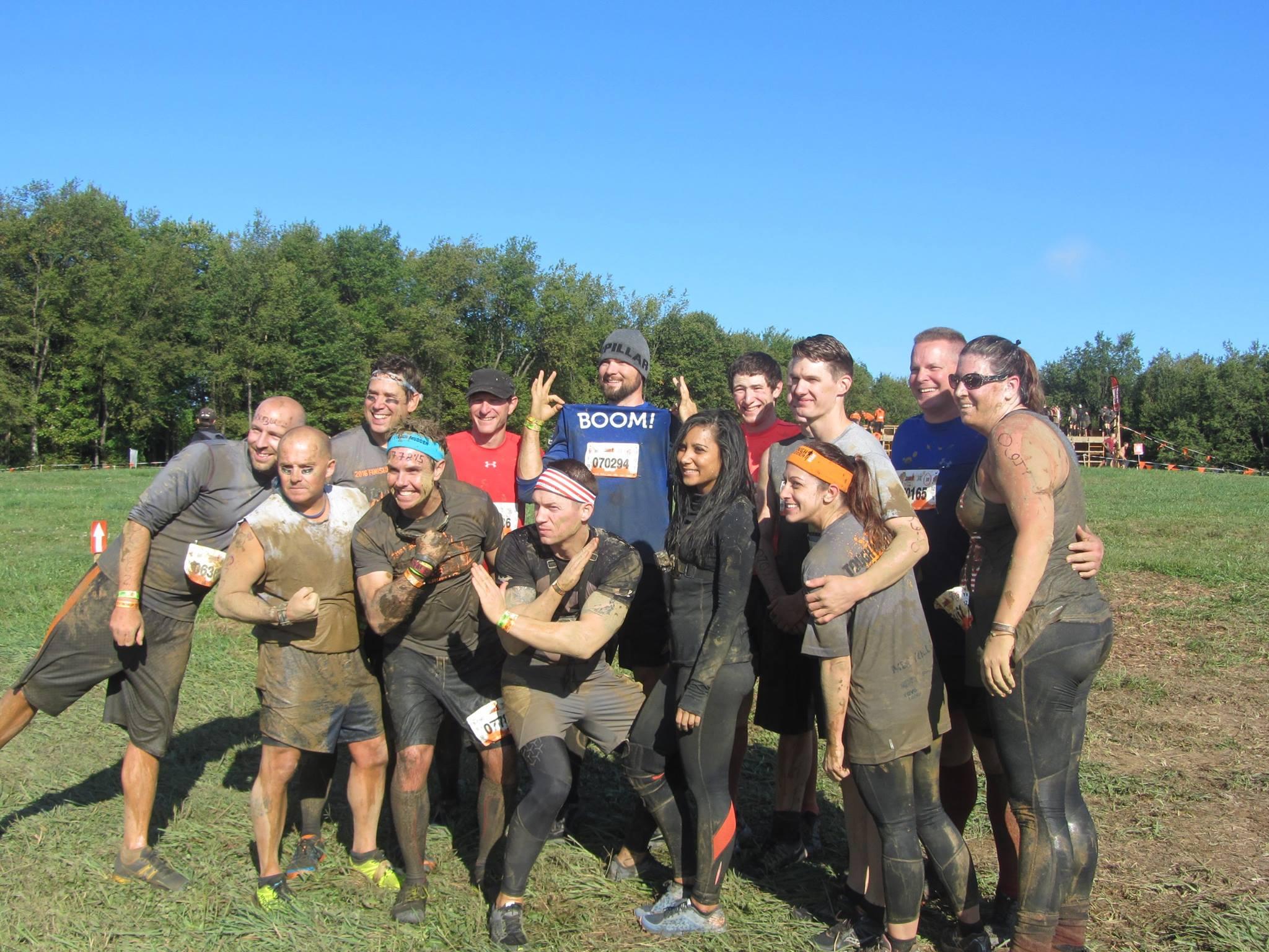 Tough Mudder 2017 team pic 1