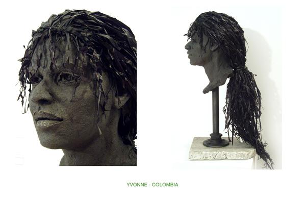 YVONNE | COLUMBIA