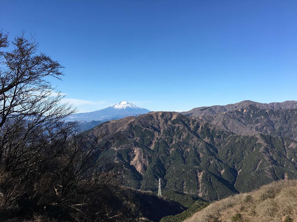 登山。大山。丹沢。阿夫利神社。とうふソフト。キムチ鍋。富士山。ヤビツ峠。