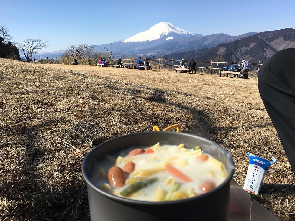 大野山、登山、さいてよ、日々、コンシェルジュ、日々コン、服装、温度、ルート