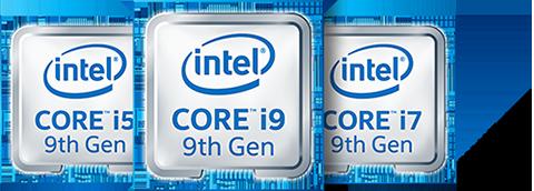 インテルのCPU(第9世代)