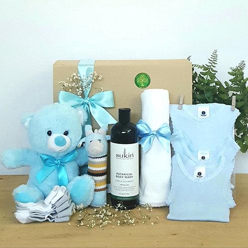 Mum & Bub Gift Box _ Baby boy