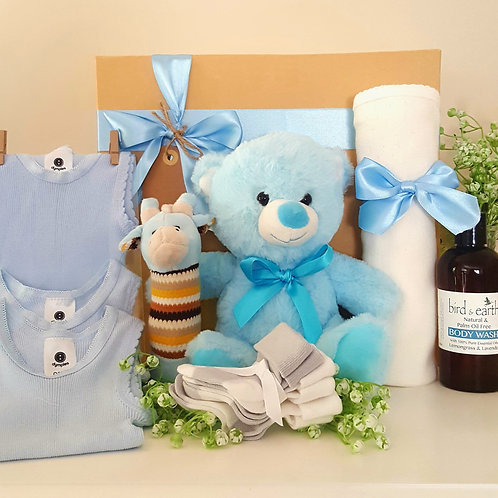 Mum & Bub Gift Box _ Baby boy