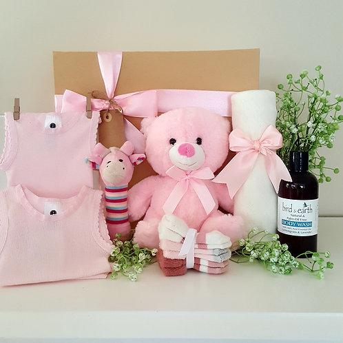 Mum & Bub Gift Box - Baby Girl