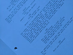 screen play, script, original, Michael Parks