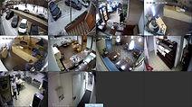 видеонаблюдение  в кафе