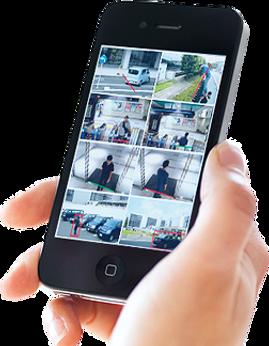 система онлайн видеонаблюдения