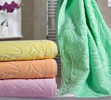Pastel-color-towel-set