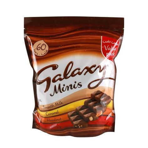 packshot of galaxy