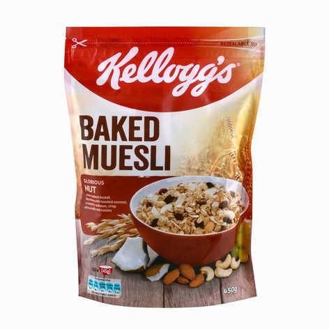 packshot of kelloygs brand