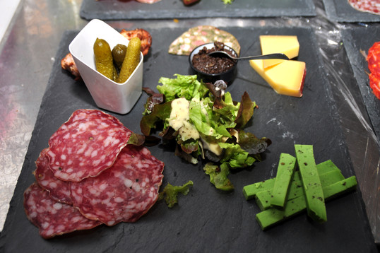 Plateau Charcuterie Fromage