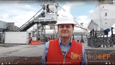 Holcim comprueba la capacidad de las plantas de concreto SIMEM en proyecto del NAIM