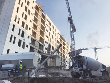 FXS construye edificios en Reserva Escondida