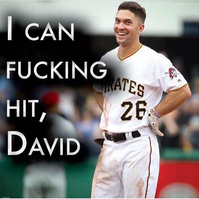 I Can Hit, David