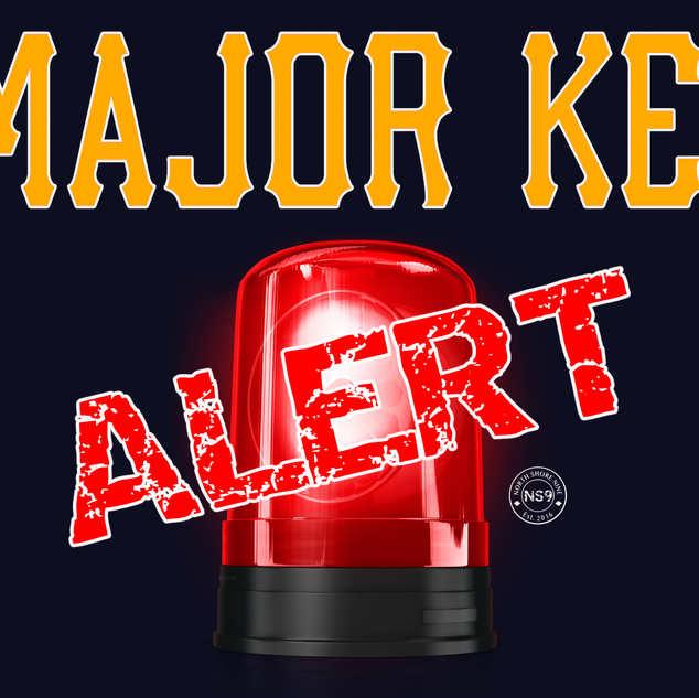 Major Ke Alert