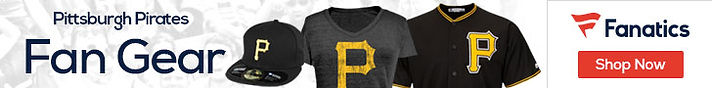 Fanatics Pirates Gear