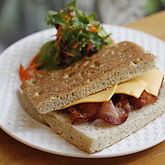 Bacon & Cheese Sandwich