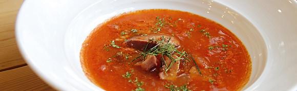 Creamless Soups