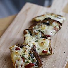 Pesto Mushroom Brizza