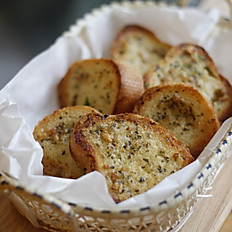 Homemade Garlic Herb Bread