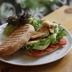 Chicken Lettuce Tomato Sandwich (CLT)