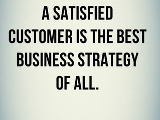 What is the best business strategy of all?