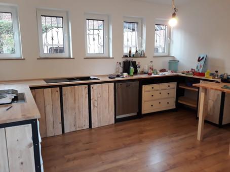 eine neue heimstil-Küche
