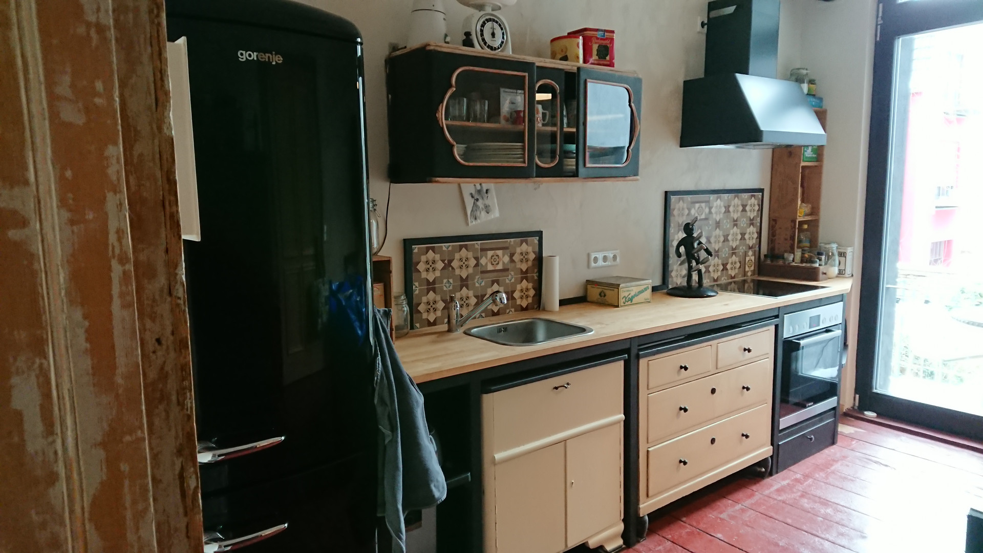 Upcycling-Küche