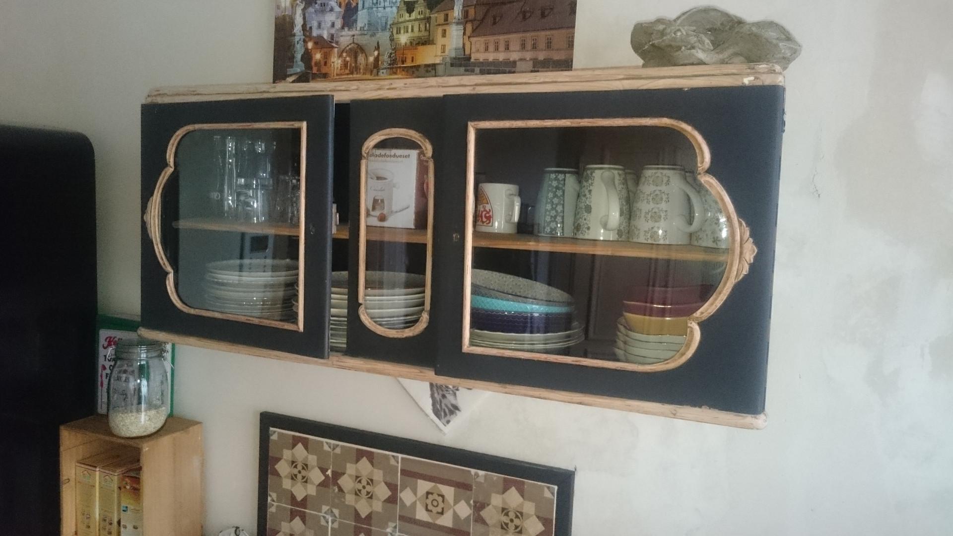 Küchenbuffet-Upcycling