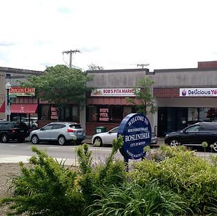 Roslindale Village Retail