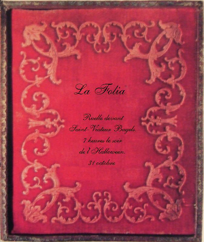Show multidisciplinaire La Folia