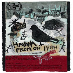 Havana From on High : autre poster